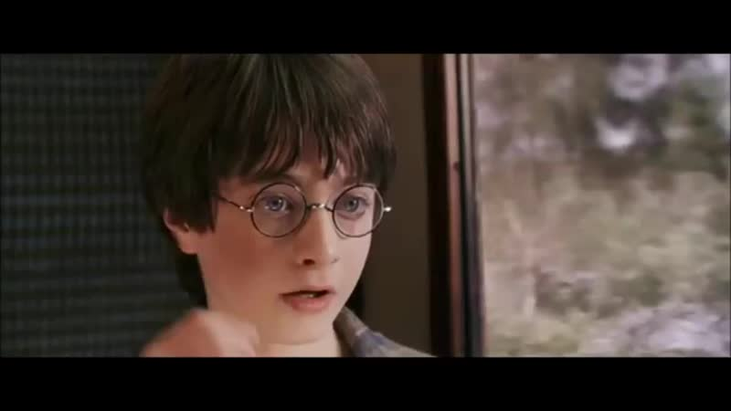 Best Ron and Hermione scenes 1-7 Past 1