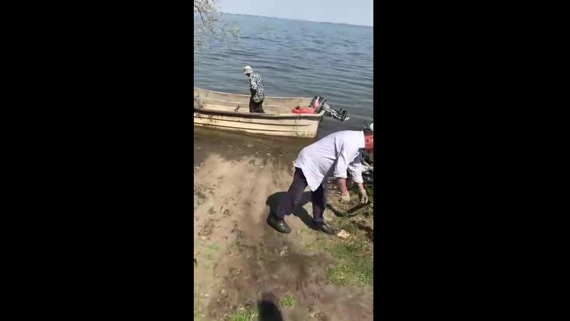 Законный ли лов рыбы на озере Карагайкуль Кунашакского района