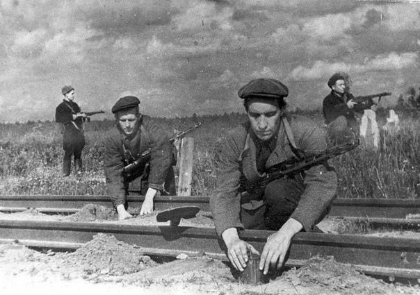 демотиваторы про партизаны белоруссии вов бериллом, топазом
