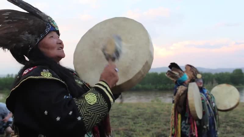 Зов 13 шаманов 2019, шаманское общество Монге Дээр