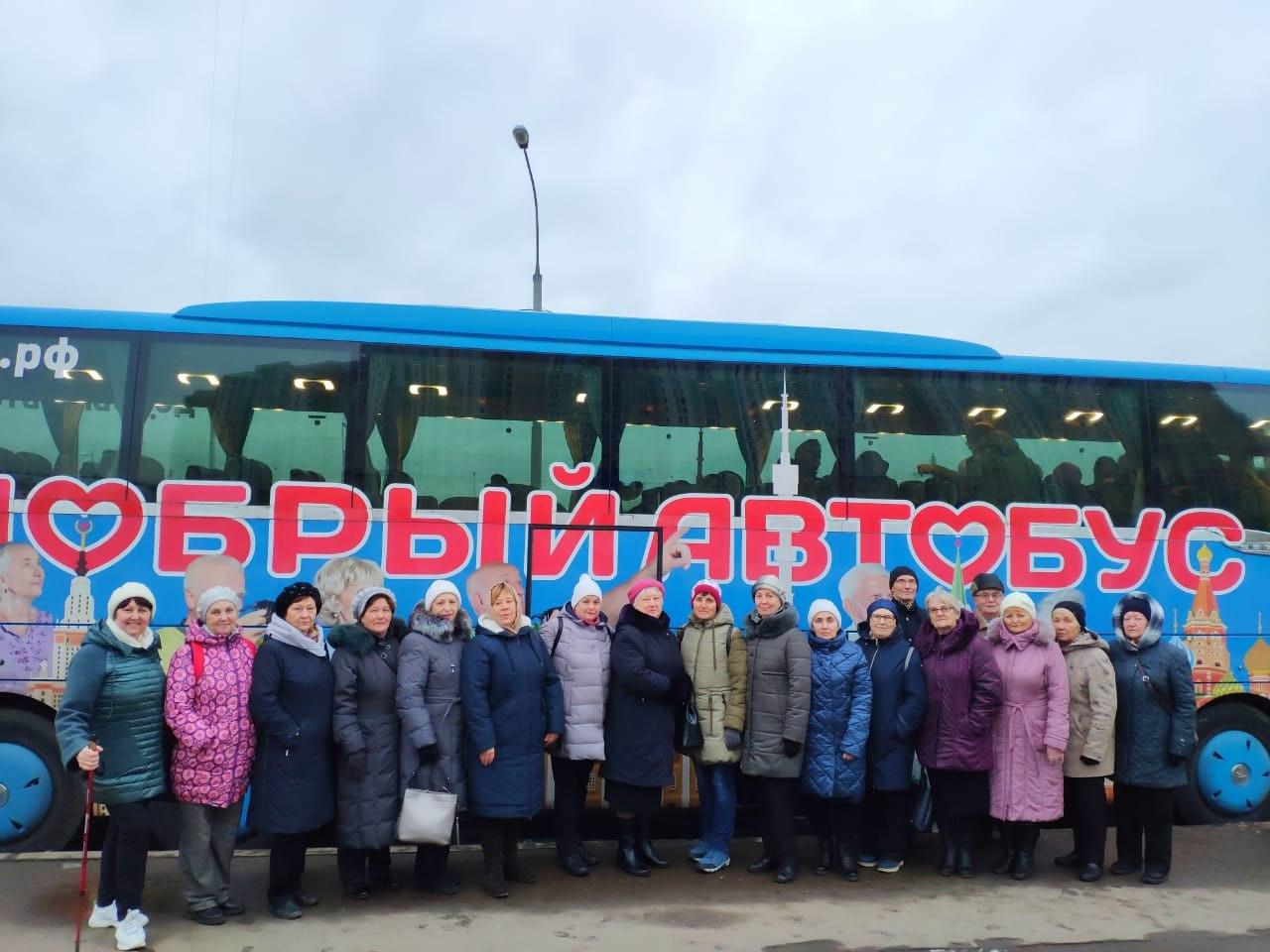 Участники проекта «Московское долголетие» из Некрасовки посетили Воскресенский Новоиерусалимский монастырь