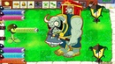 Plants vs Zombies Hack Minigames vs 99 Gatling Pea vs Dr Zomboss