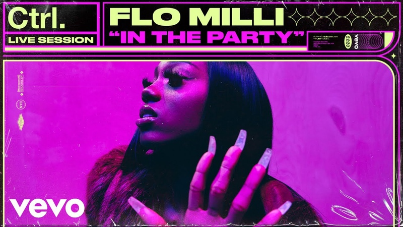 Flo Milli In The Party Live Session