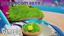 Новый геймплей SpongeBob SquarePants: Battle for Bikini Bottom с Gamescom 2019