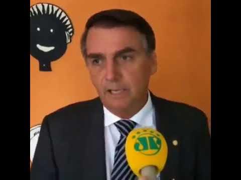 Em vídeo, Bolsonaro sugere que trabalhadores devem ter menos direitos