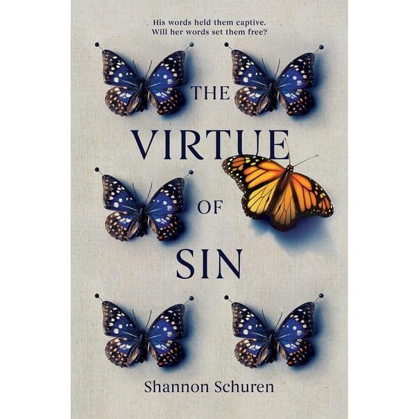 The Virtue of Sin - Shannon Schuren