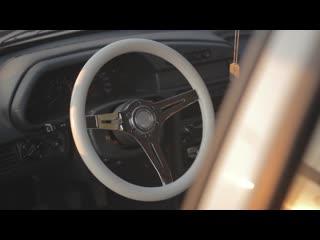 Lada 2114 wooden steering wheel