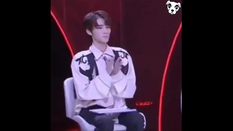Xiaojun doesn't realize that every single thing he does is unintentionally adorable