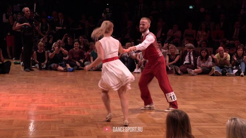 Olsen Bye Sondre Georgiievska Tatiana NOR WRRC Euro Championship Boogie Woogie Main Class 2019