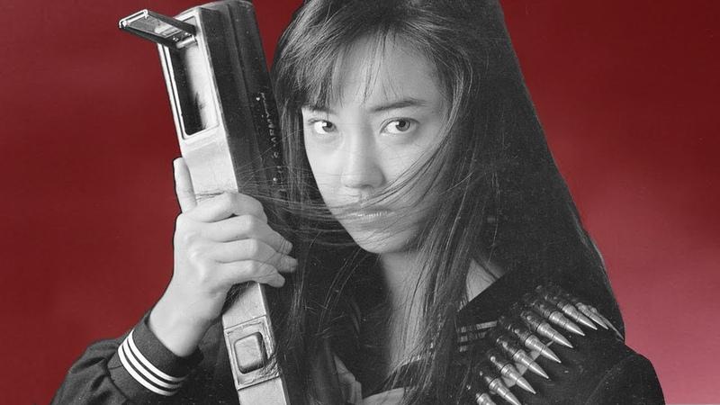 Just a Girl with a Rocket Launcher | Shojo Commando Izumi (1988) Sukeban Series Review