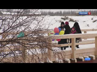 Новый мост открыли в селе Шуерецкое Беломорского района