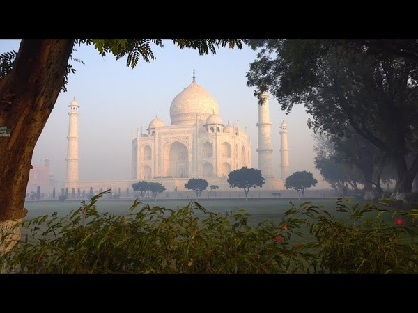 Agra Uttar Pradesh India in 4K Ultra HD
