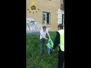 В Екатеринбурге пьяный водитель за рулем каршеринга устроил ДТП