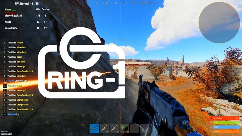 [Rust Cheating] SilentAiming With Ring-1 Rust Pro
