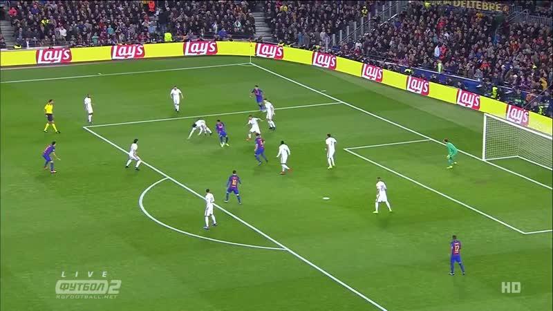 Barcelona 6-1 PSG 2017