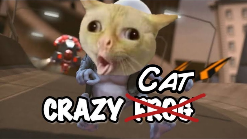Cats ft Crazy Frog Axel F *GOAL FOR 2000 SUBSCRIBERS*