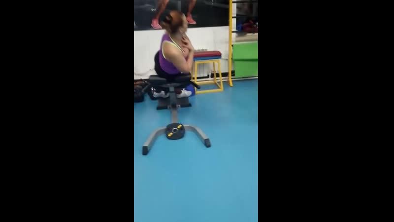 Функциональный тренинг в тренажерном зале