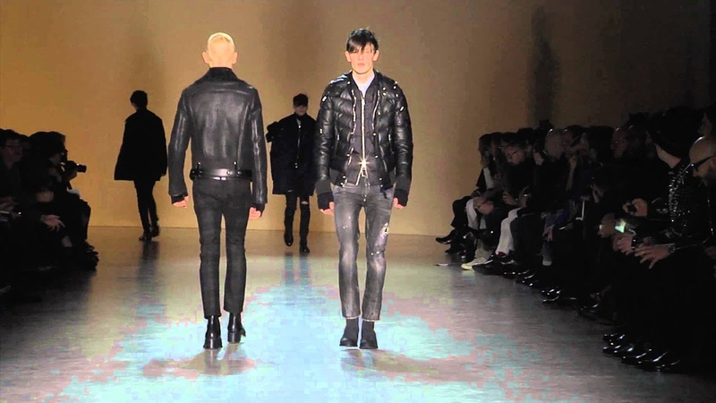 Diesel Black Gold Fall Winter 2015 Menswear Collection