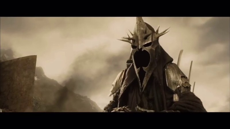 Do not come between a Nazgul and his prey