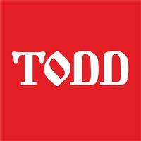 Логотип РОК-МЮЗИКЛ TODD // НАЦИОНАЛЬНЫЙ ТУР