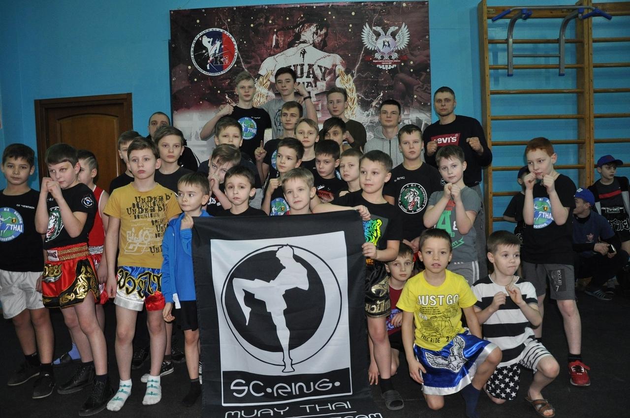 В Донецке состоялись соревнования по таиландскому боксу Муай Тай