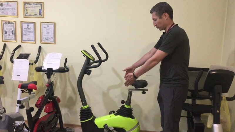 Оздоравливающий велотренажер для всей семьи