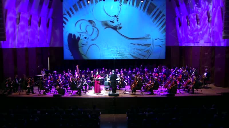 Сказка с оркестром Калиф-аист