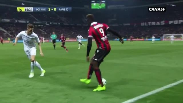 Balotelli vs Angry PSG