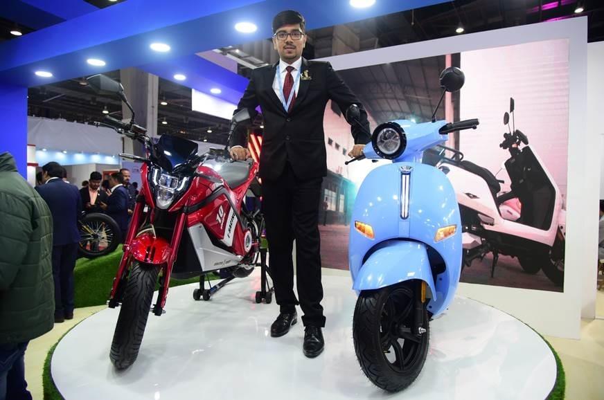 Стартап EeVe стремится доминировать на рынке электроциклов в Индии