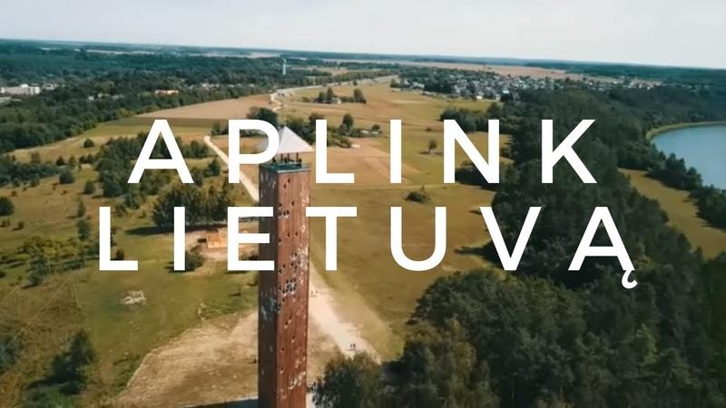 Aplink Lietuvą. Žmonės | 5 Laida