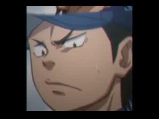 Youichi kuramochi / diamond no ace vine