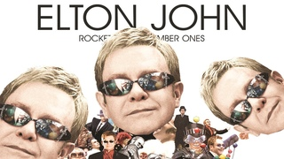 Rocket Man but Elton John sings I think it's gonna be a long long time for a long long time