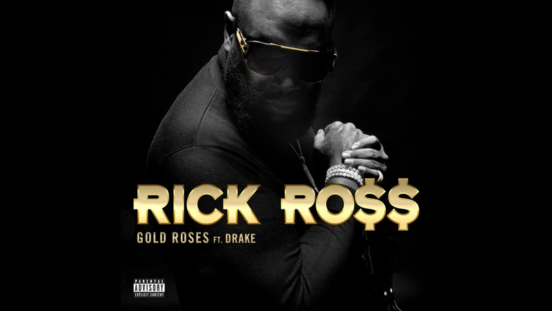 Rick Ross - Gold Roses (feat Drake) (BassBoosted)