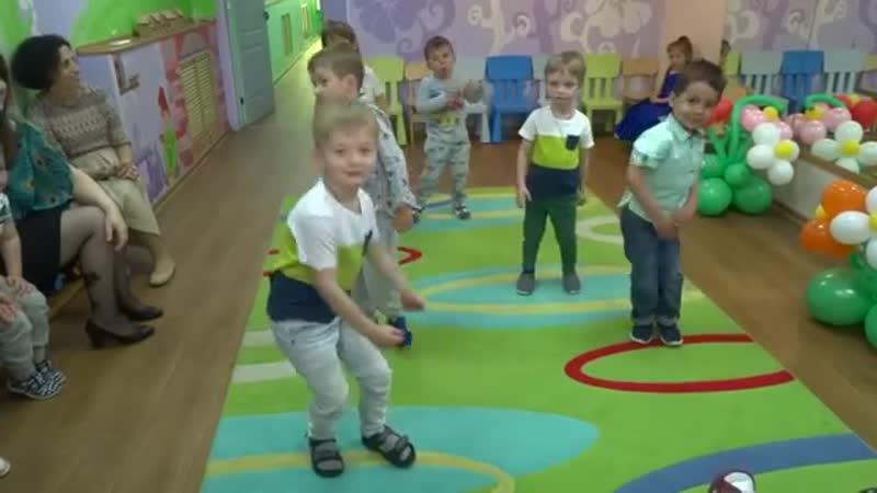 Выпускной в мини-саду Дом Волшебников 24.05.2019
