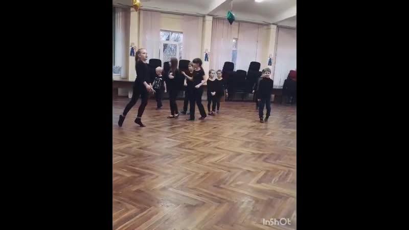 Открытый урок по актёрскому мастерству