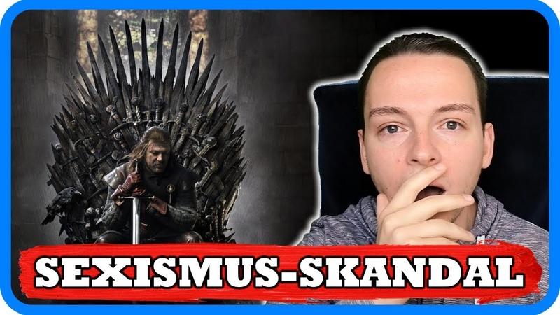 Schrecklicher Skandal bei Game of Thrones!