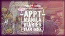 The APPT Manila Diaries: Team India | Day 1 | PokerStars India