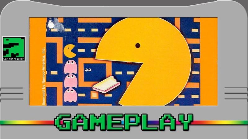 Pac Man do Atari 2600 é realmente ruim