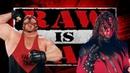 WWE 2K19 Vader vs Kane, Raw Is War 97, Last Man Standing Match
