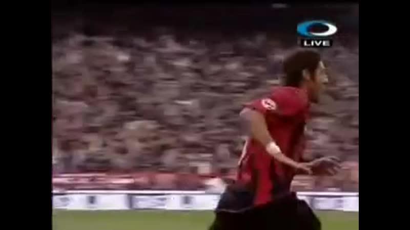 Руй Кошта (Милан) гол в ворота Брешии