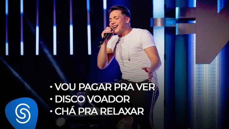 Wesley Safadão - Vou Pagar Pra Ver Disco Voador Chá Pra Relaxar - TBT WS