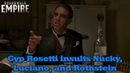 Boardwalk Empire- Gyp Rosetti insults Nucky, Luciano, and Rothstein