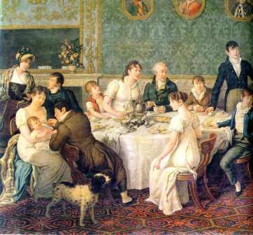 Роскошь и вольности литовского дворянства. Часть 3: поговорим про трапезу