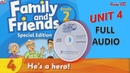 Unit 4: Hes a hero|Family and Friends 2| Special edition full audio
