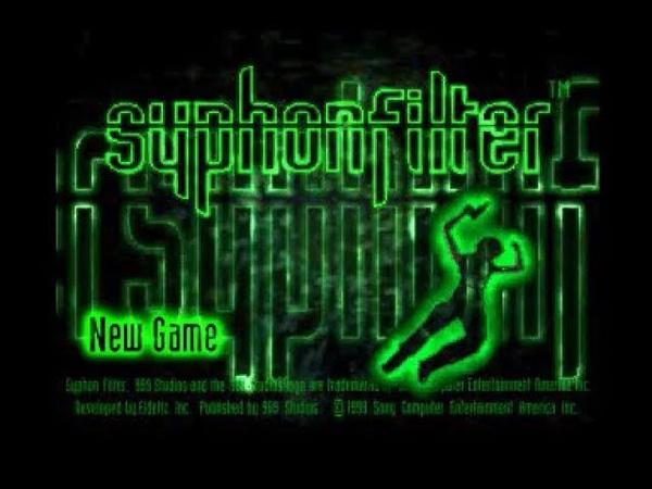 PSX Longplay 464 Syphon Filter