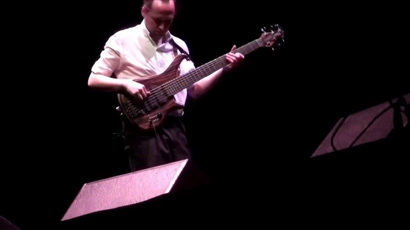 Squarepusher Solo Electric Bass full concert