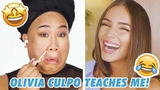 How To Get Olivia Culpo's Dewy Glowy Look!