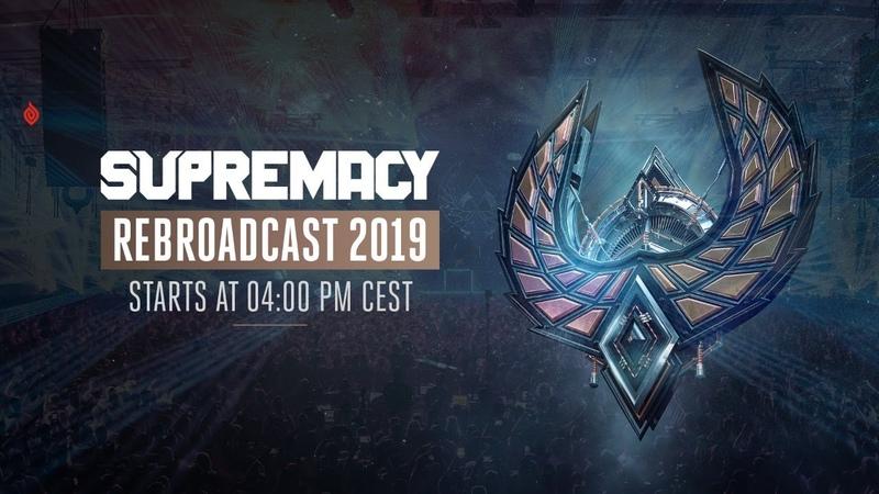 Rebroadcast Supremacy 2019