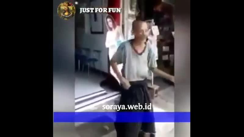 Joget Lucu Corona Tung Keripik A Hai Tulang Bawang
