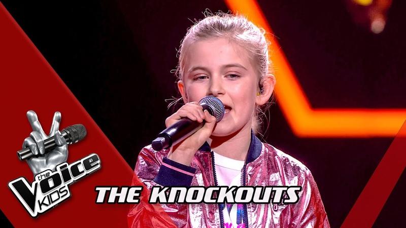 Fie - 'Allemaal' | Knockouts | The Voice Kids Vlaanderen 2020 | VTM